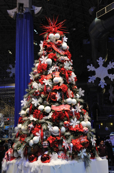 Winterfest at the Navy Pier.