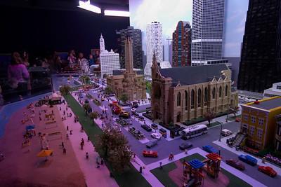 Chicago at Legoland
