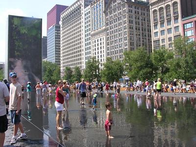 Millenium Park 2005