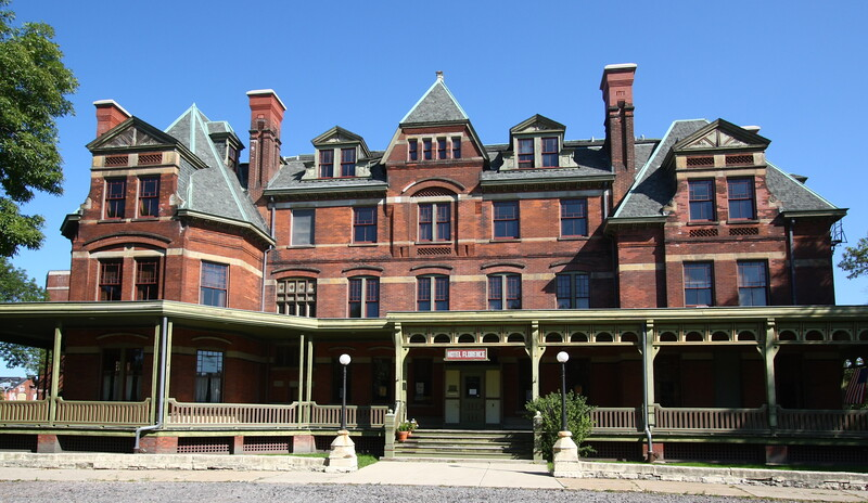 Hotel Florence in Pullman