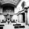 Union Station BW