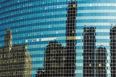 Reflections in 333 W. Wacker
