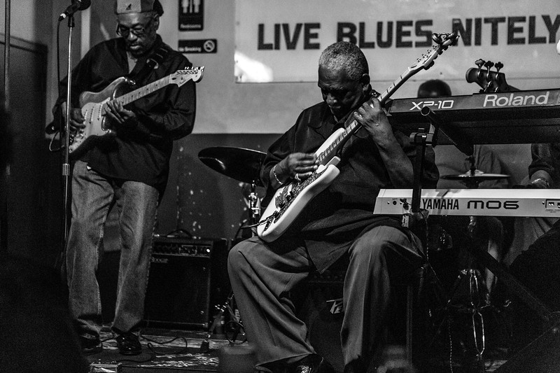 Live Blues Nitely, 2012