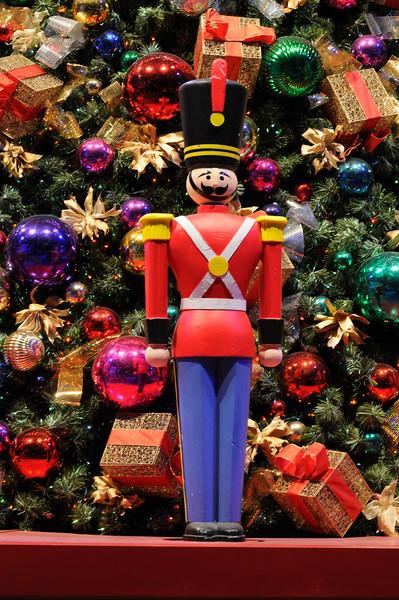 Toy Soldier at Chicago's Winter Wonderfest