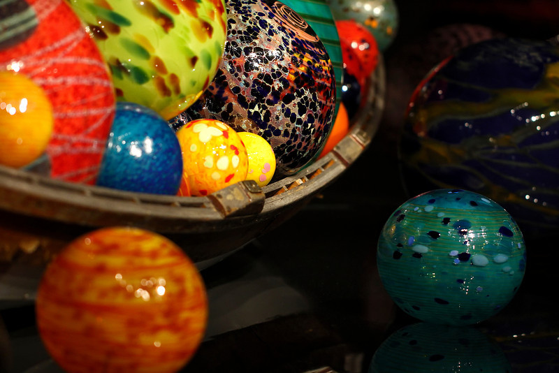 Seattle Chihuly Glass Museum