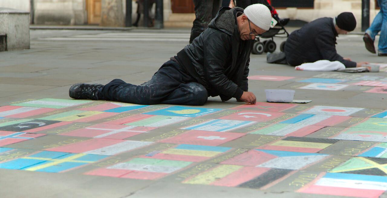 International Street Artists