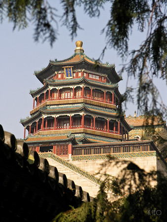 Beijing - Tombs, Walls and Palace