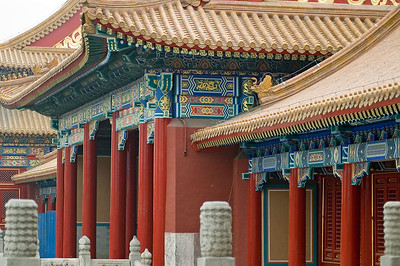 Forbidden City-Beijing-China