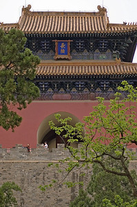 Ming Tombs-Ming Dynasty Tombs-Beijing-China
