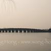 Kunming Lake and Seventeen-Arch Bridge, Summer Palace 昆明湖上的17孔桥
