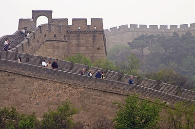 Great Wall at Badaling-Great Wall at Badaling-Beijing-China