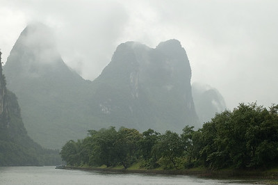 Li River-Guangxi Zhuang-China