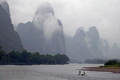 Li River, Guangxi Zhuang-China