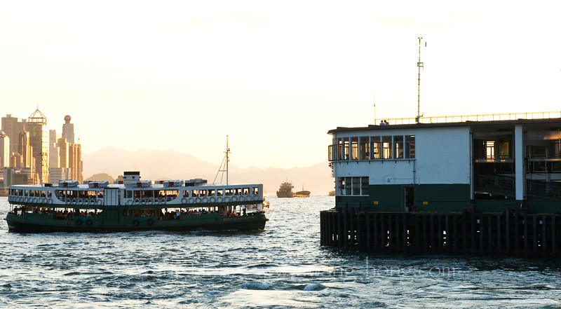 Star ferry, a living history