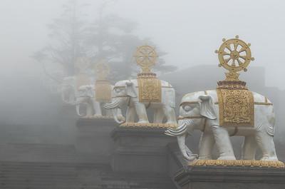 Mount Emei - Jinding