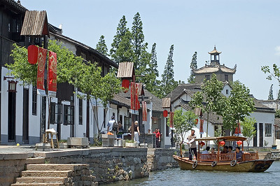 Shanghai-Zhujiajiao-China