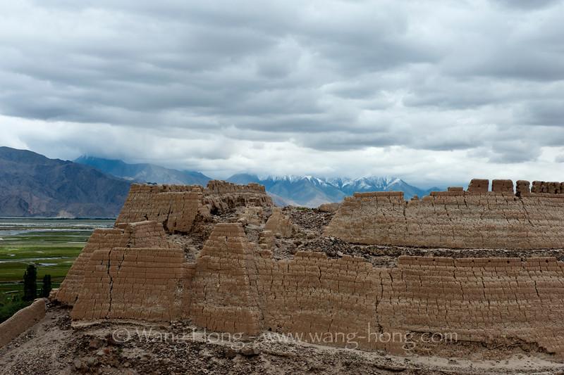 """""""Stone City"""" in Tashkurgan"""
