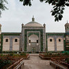 Abakh Khoja Tomb in Kashgar, Xinjiang