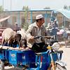 At Kashgar Live Stock Market