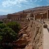 Bizaklick Thousand Buddha Cave nears Gaochang ruins in Turpan, Xinjiang
