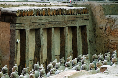 Xi An Terra Cotta Army-Terracotta Army-Shaanxi-Xi'An-China