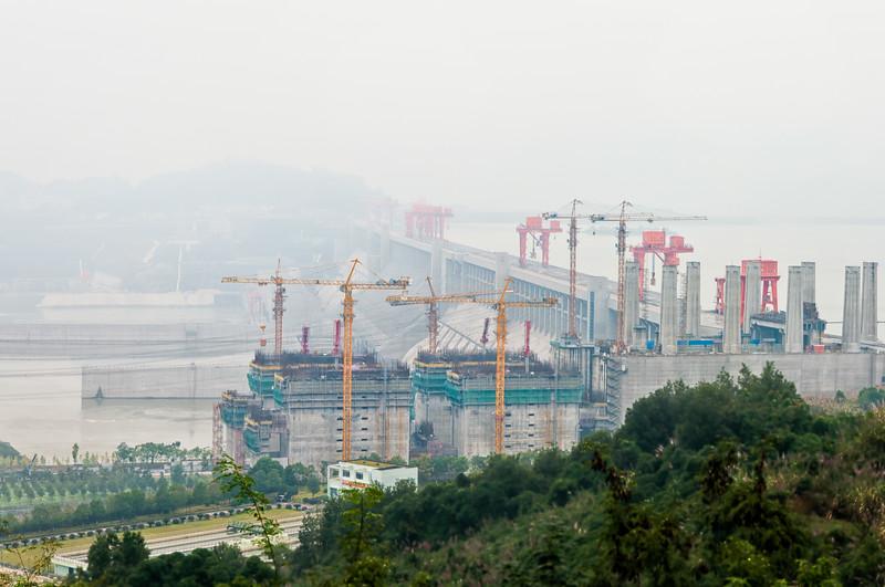 Three Gorges Dam Ship Elevator