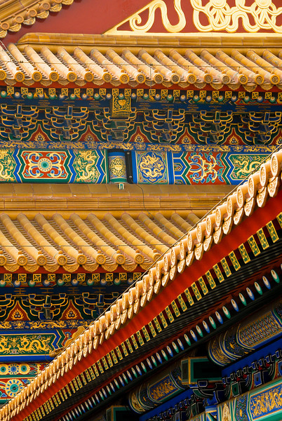 Forbidden City<br /> Beijing, People's Republic of China<br /> 2007