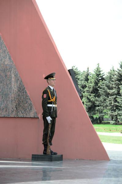WW II Memorial Park, Chisinau, Moldova
