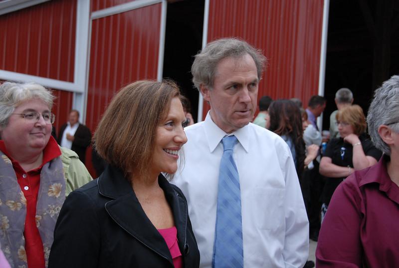 Betsy and Rob.