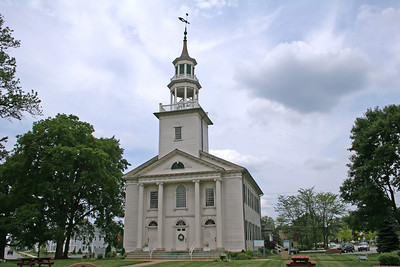Tallmadge Circle Church, Tallmadge, Ohio
