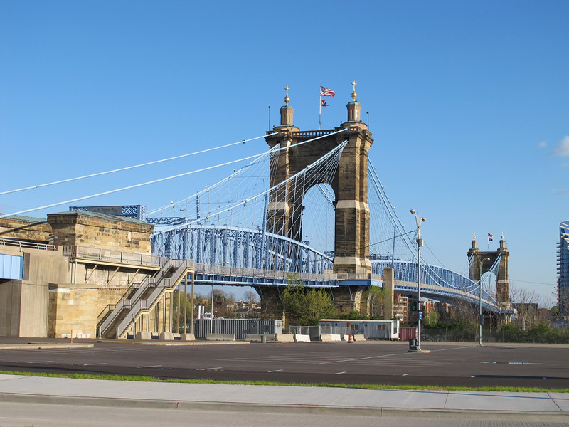 This bridge was built in 1867, (during the civil war)