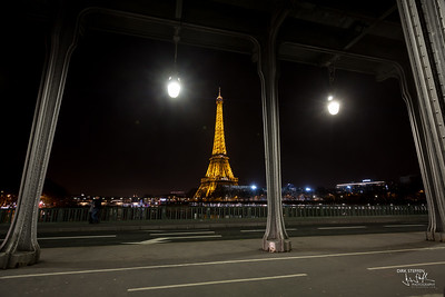 Tour Eiffel from Bir Hakeim