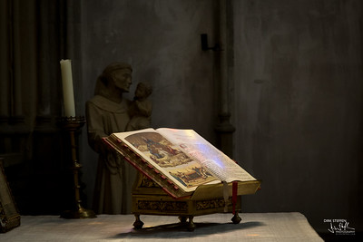 Bible in St.-John's Cathedral