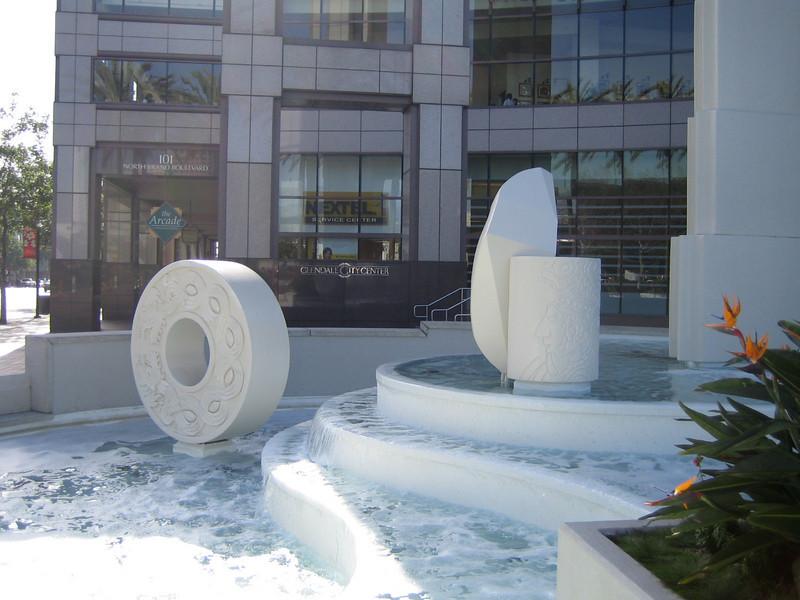 Glendale Fountain