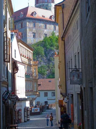 Ancient Morning Český Krumlov, Czech Republic June 2011