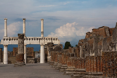 Ruins of Pompeii II
