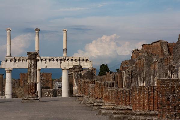 Ruins of Pompeii II
