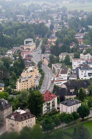 Street Scene Salzburg, Austria June 2011