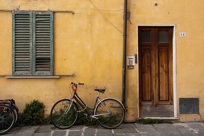 Bicicletta Pisa, Italia June 2011
