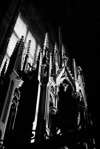 Cathedral Strasbourg, France October 1999