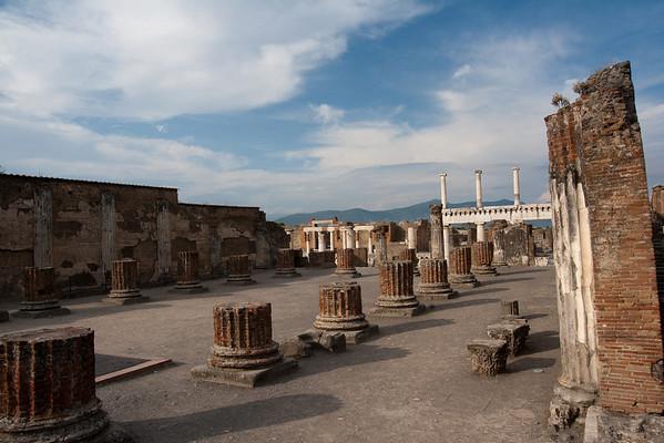 Ruins of Pompeii I