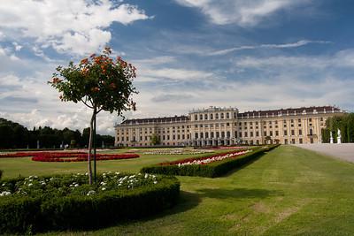 Schonbrunn Palace Vienna, Austria June 2011