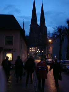 Uppsala church