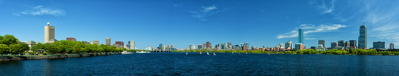 Boston and Cambridge