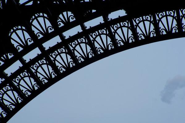 The Eiffel Tower (La Tour Eiffel) Paris, France May 2011