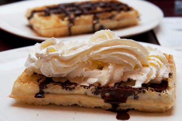 Belgian Waffles Mouscron, Belgium May 2011
