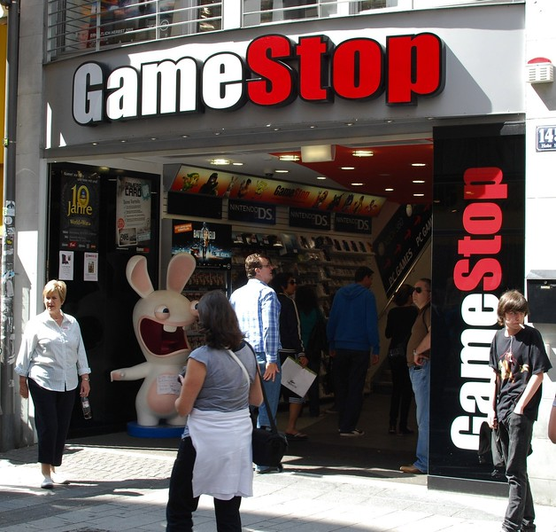 GameStop, Cologne