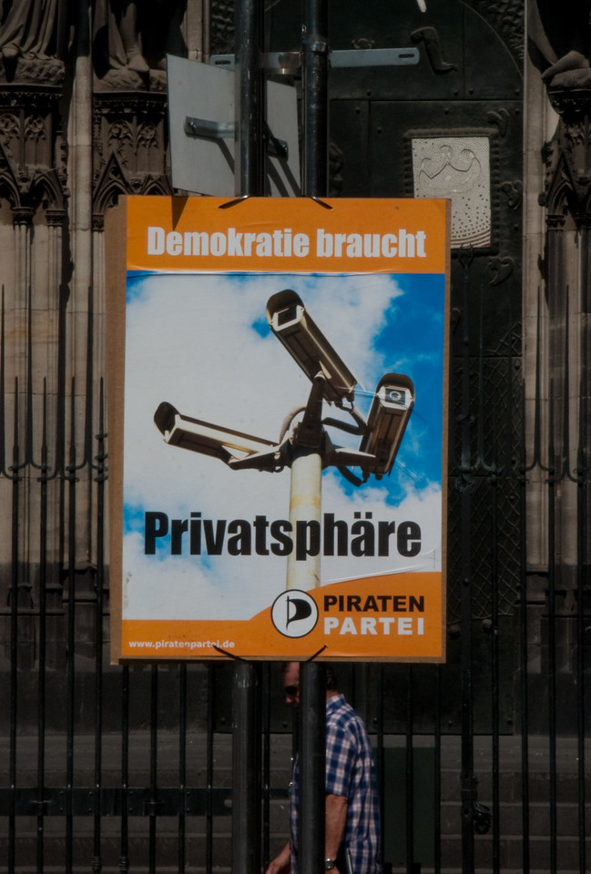 Pirate Party advertisement