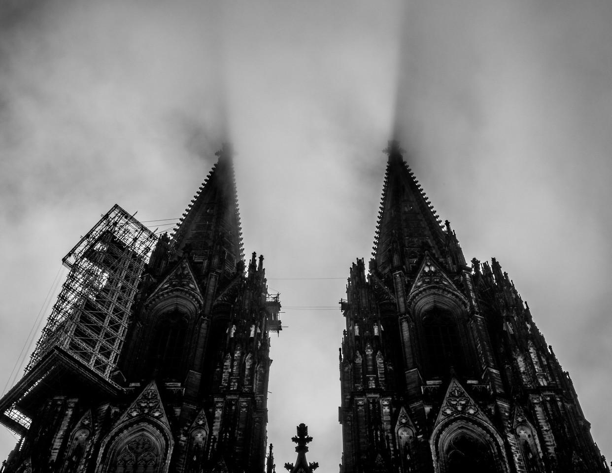 Cologne Dome in the morning