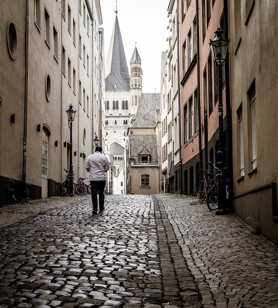 Cologne street